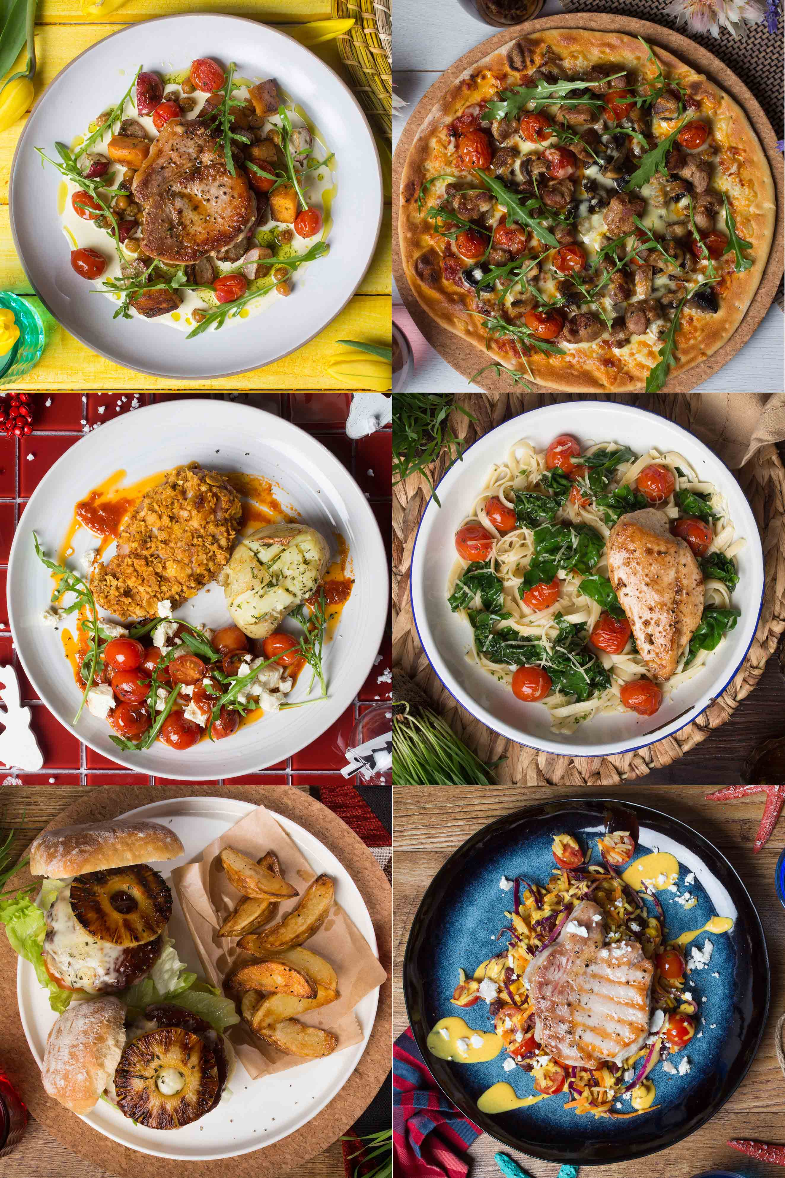 Daytoday we deliver delicious healthy easy recipes to your door select your favourite meals forumfinder Images