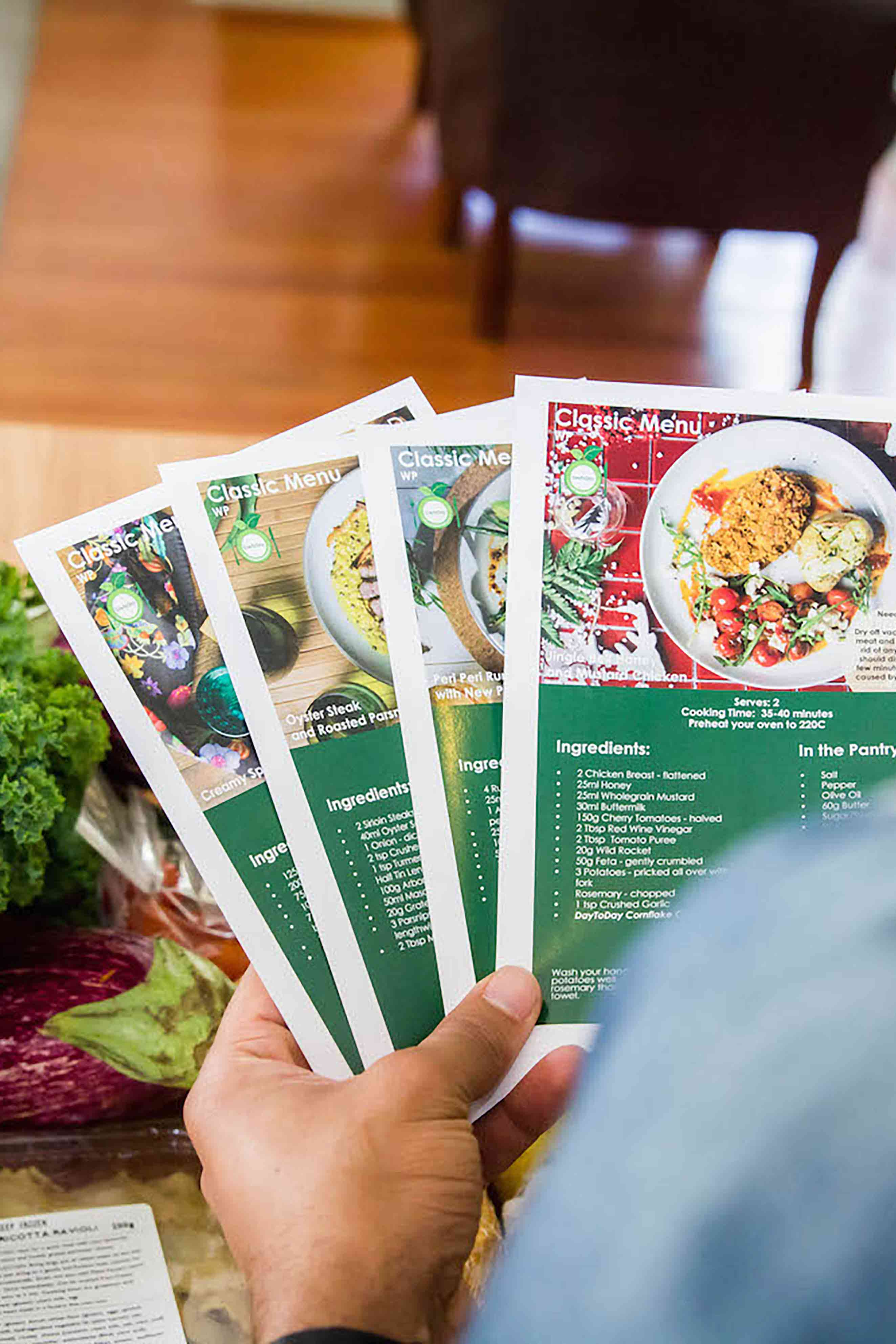 Daytoday we deliver delicious healthy easy recipes to your door delicious easy to cook forumfinder Images